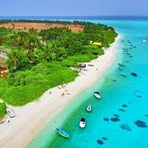 guide de voyage Maldives