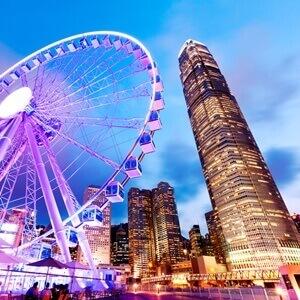 guide de voyage Hong Kong