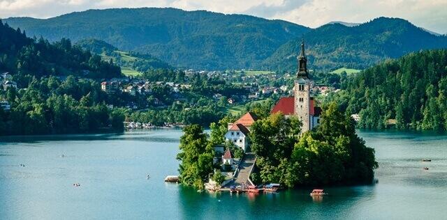 thumbnail Slovénie