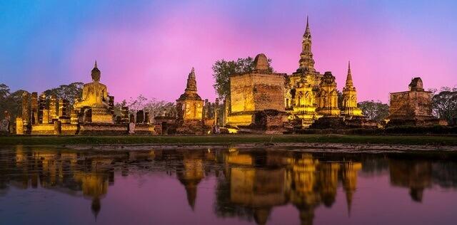 guide de voyage Bangkok