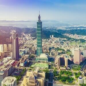 guide de voyage Taipei
