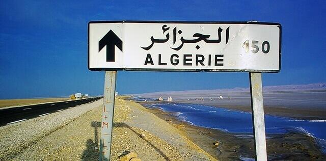 guide de voyage Algérie
