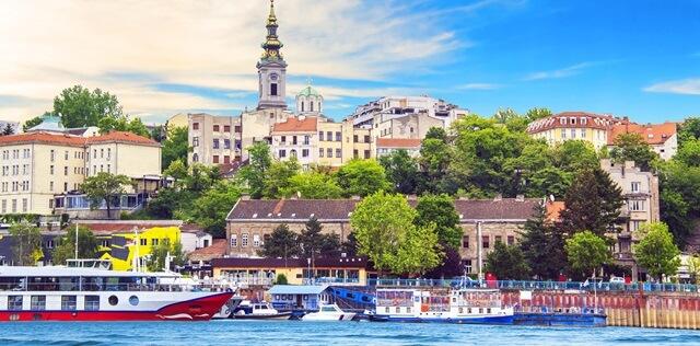guide de voyage Serbie