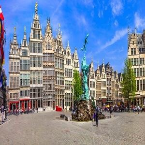 guide de voyage Anvers