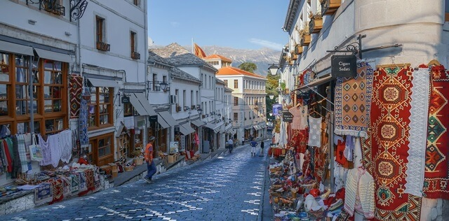 thumbnail Albanie