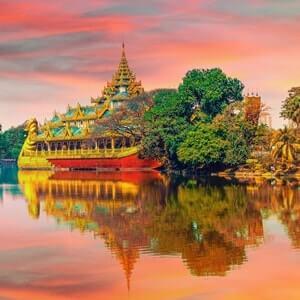 guide de voyage Myanmar