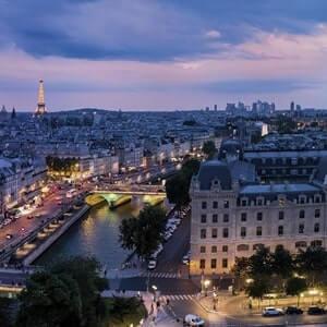 guide de voyage France - ENG
