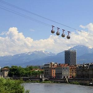 guide de voyage Grenoble