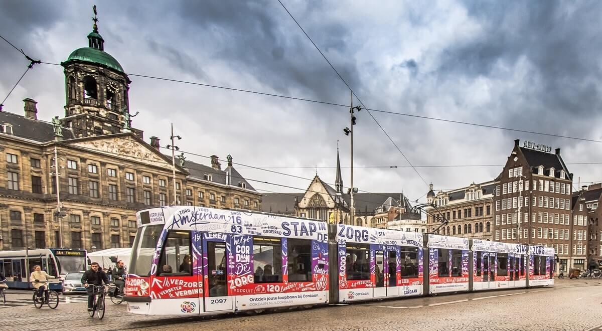 Les transports à Amsterdam