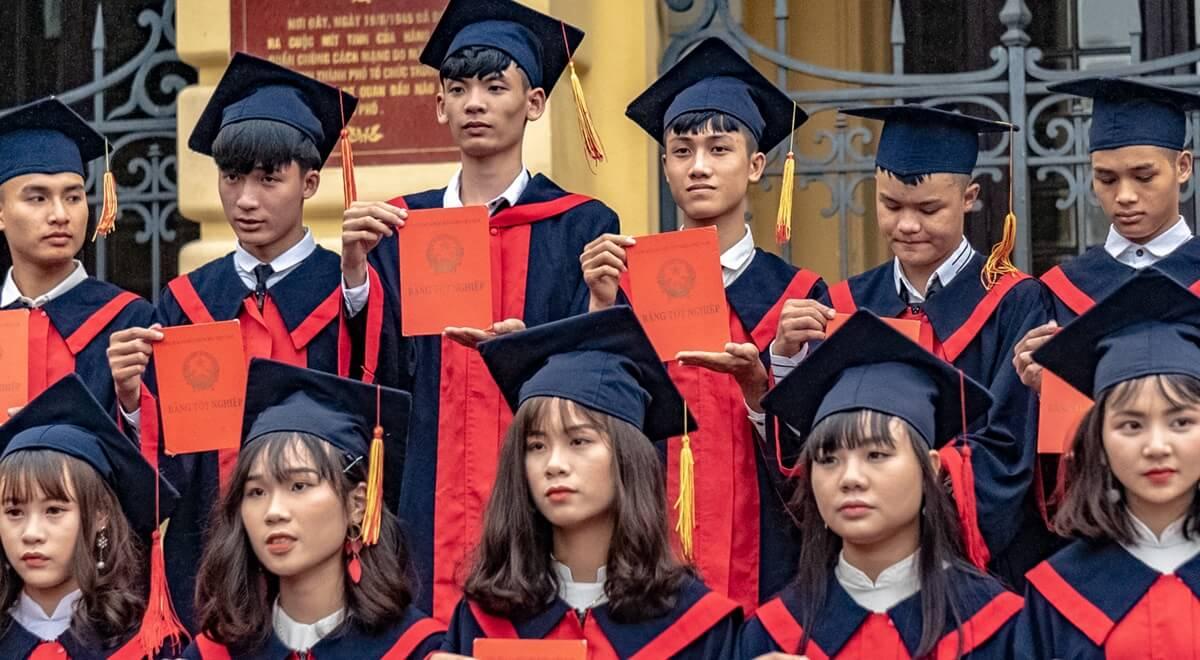 L'organisation scolaire et universitaire au Vietnam