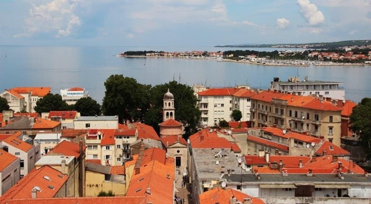 Que faire pendant votre escale de croisière à Zadar