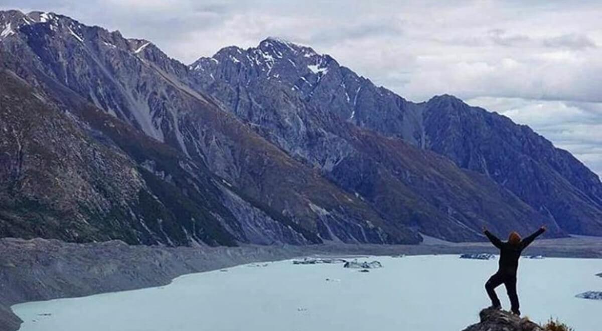 Refuge de Ball Hutspot :  le spot secret de Nouvelle-Zélande