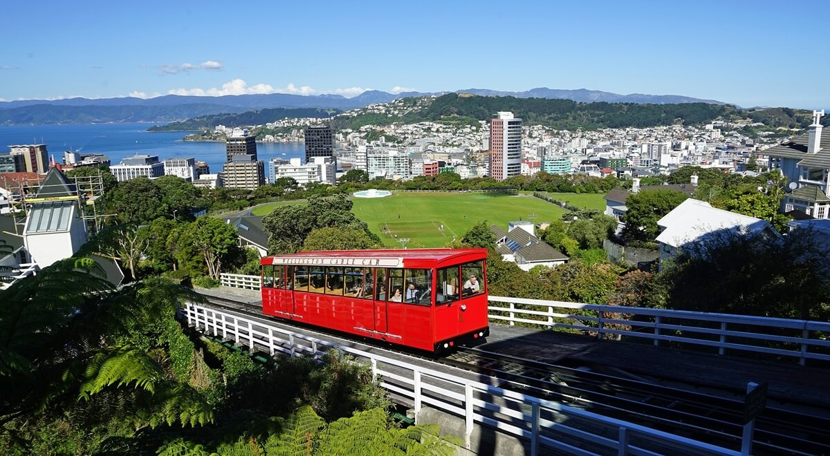 Quelle ville visiter en Nouvelle-Zélande ?