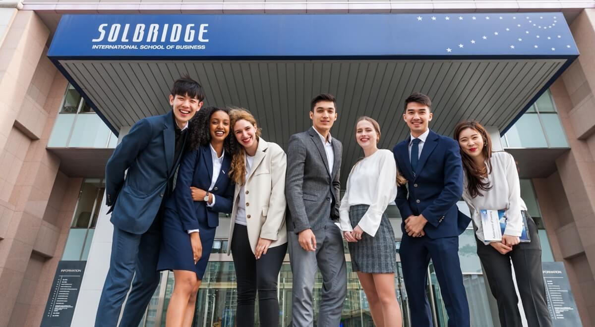 SolBridge International School : Zoom sur les formations !