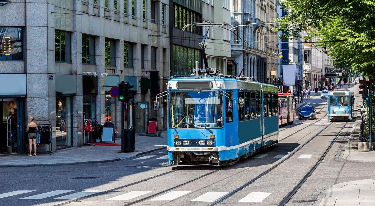 Les transports à Oslo