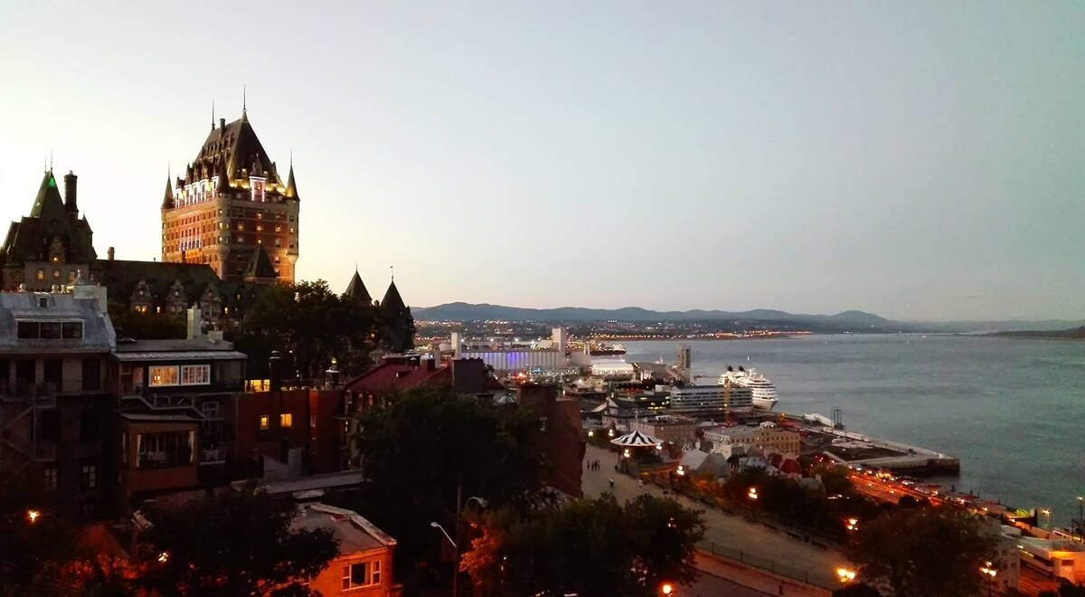 Escale de croisière à Québec : les excursions à ne pas manquer