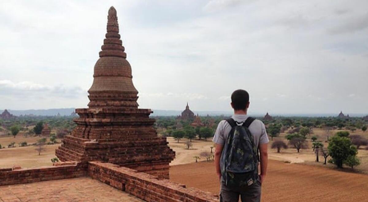Bagan, la vallée des temples