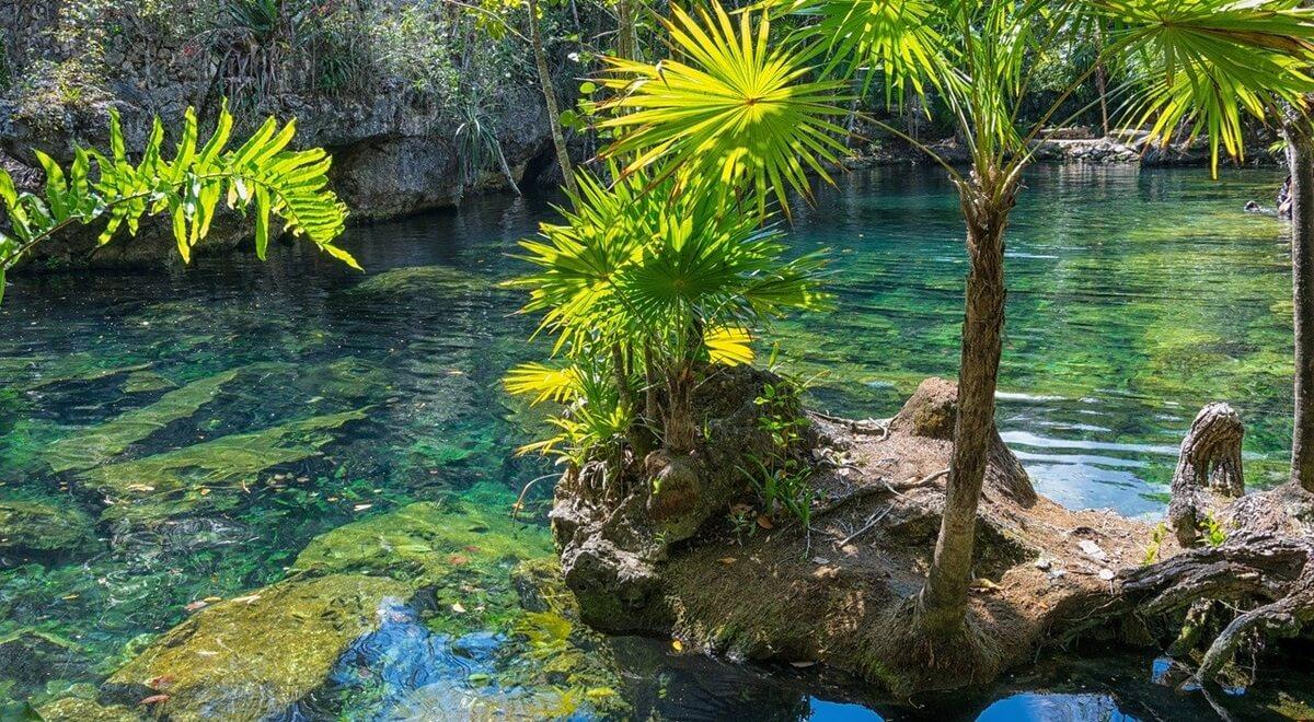 Découverte de la péninsule du Yucatan