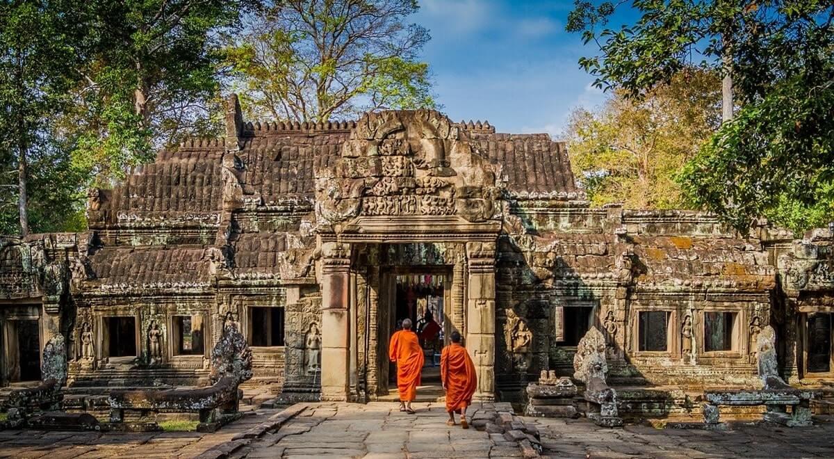 Obtenez votre E-visa pour le Cambodge facilement !