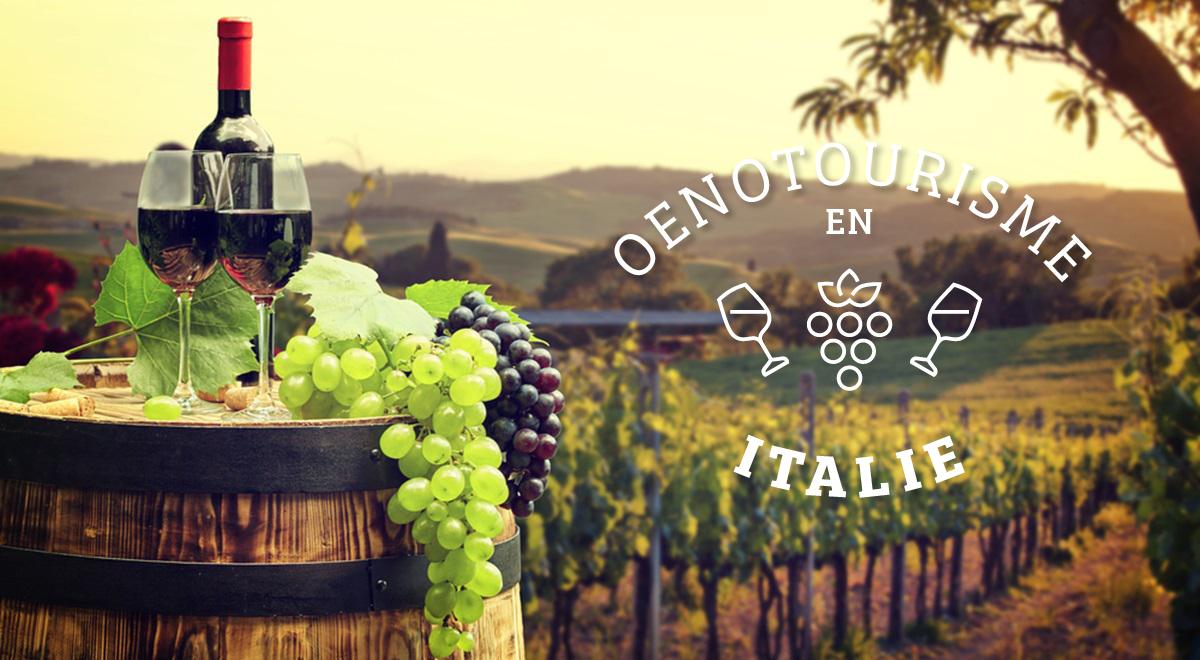 Oenotourisme en Italie  : «Vignobles italiens, héritage d'une tradition antique»