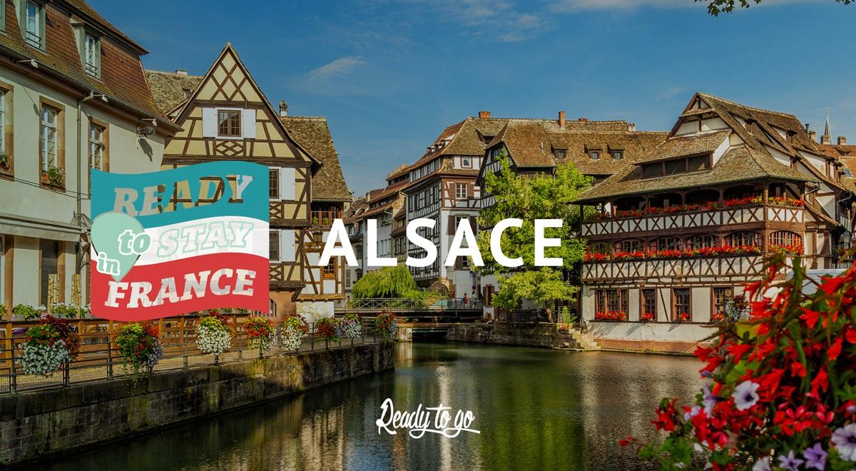 Ready to Stay in France : Un séjour en Alsace