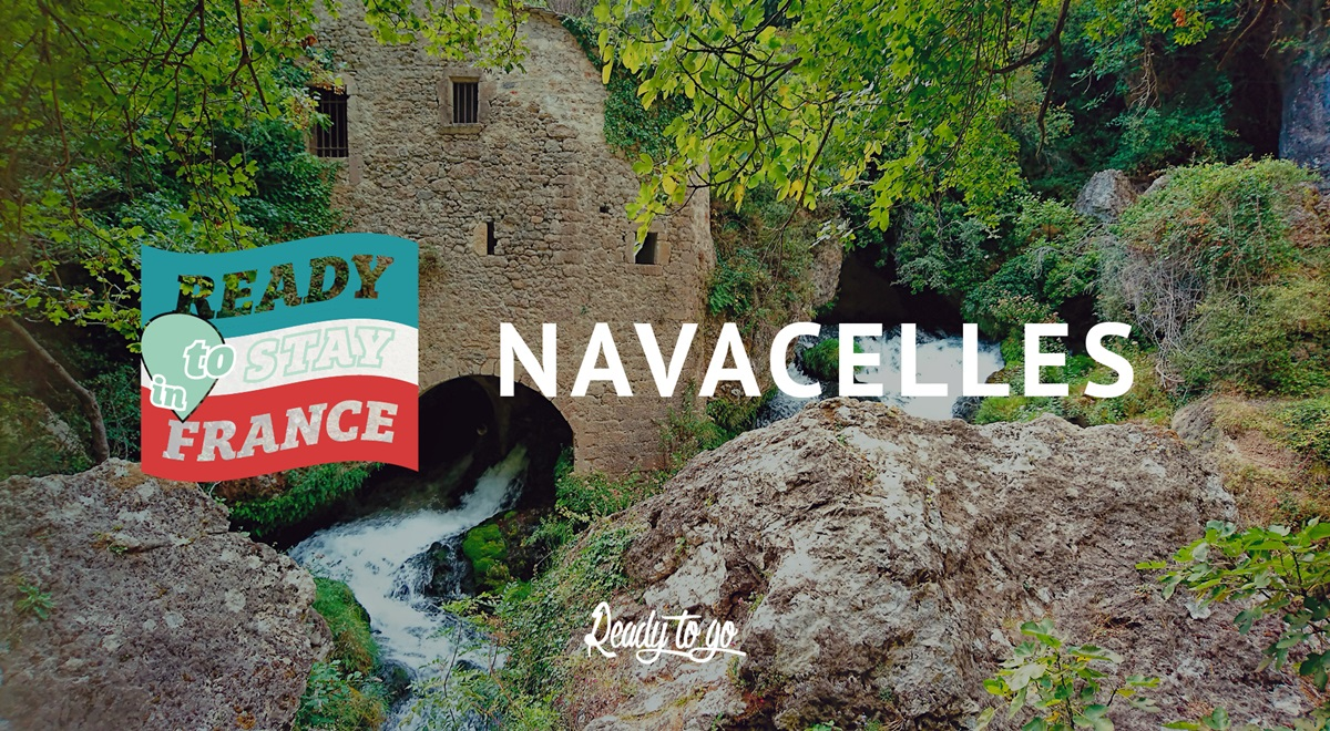 Ready to Stay in France : Le cirque de Navacelles