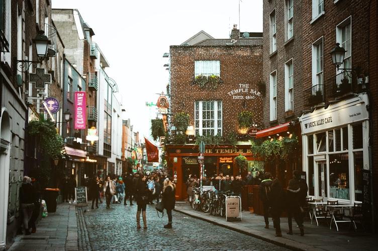 Le coût de la vie en Irlande