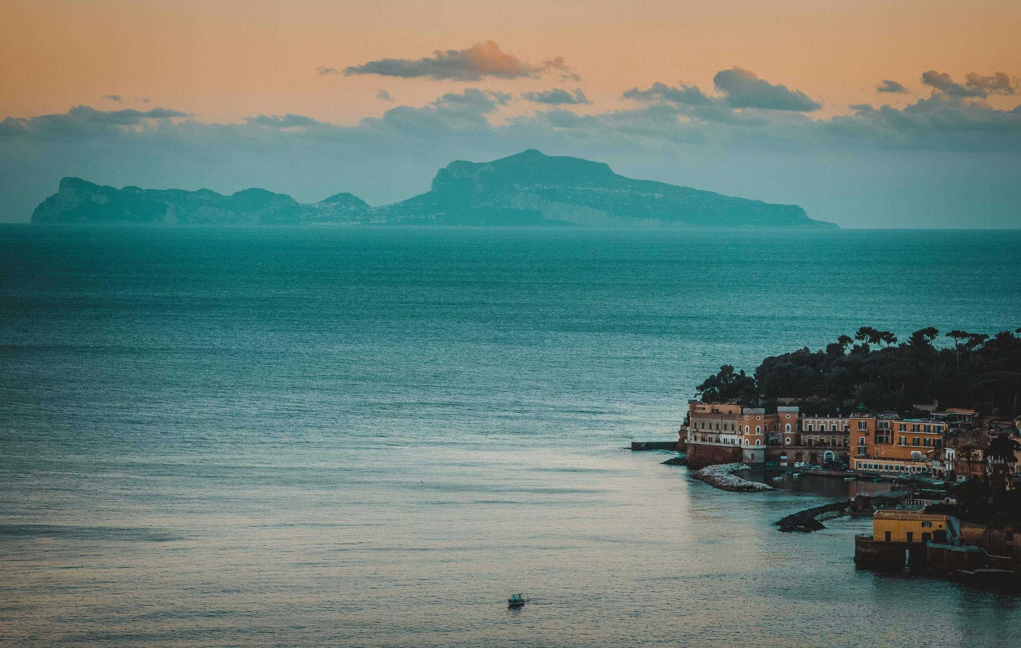 Les meilleurs endroits à visiter en Campanie !