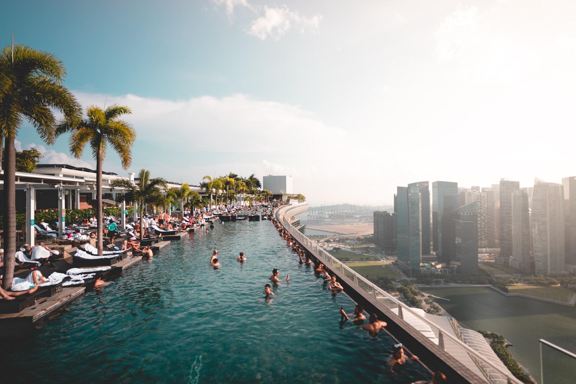 Court séjour à Singapour