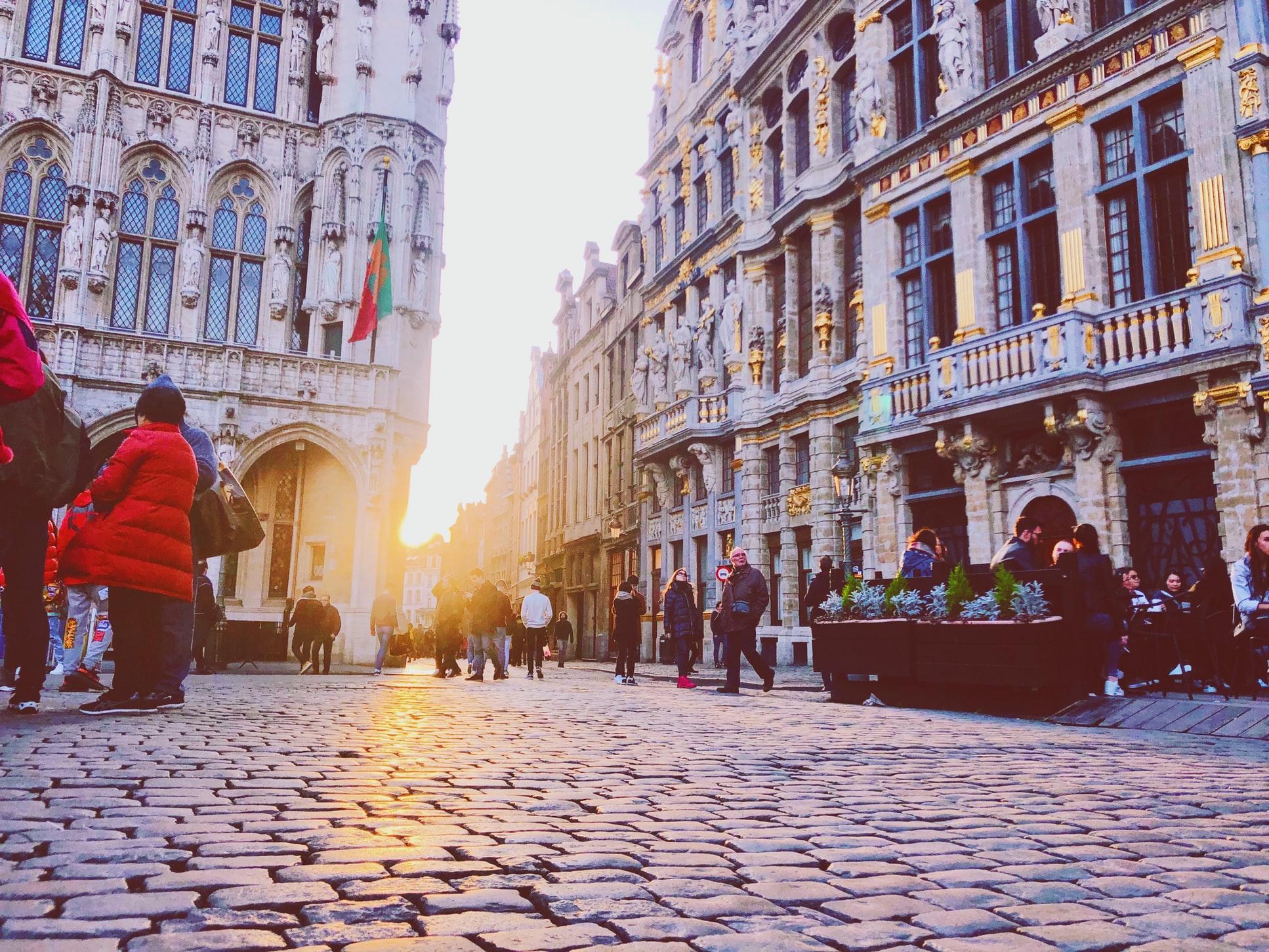 La Belgique, l'un des pays les plus remarquables au monde