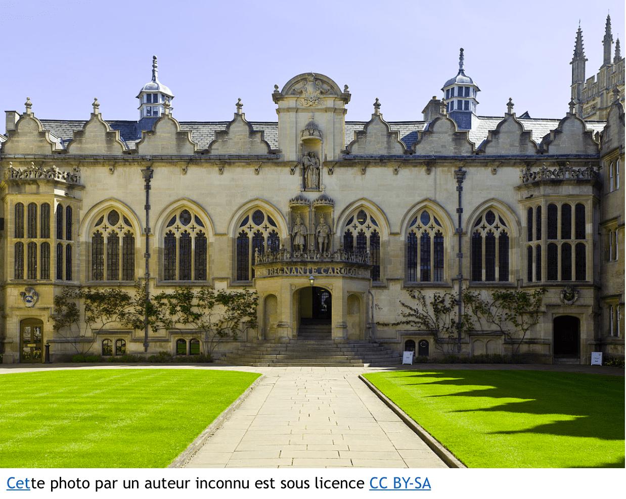 City Trip : Week-end à Oxford