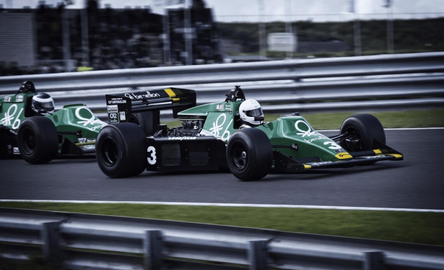 Pas que du football : la Formule 1 en compétition dans les casinos en ligne