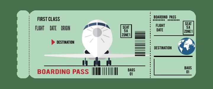Comment bien préparer son voyage : choisir son billet d'avion