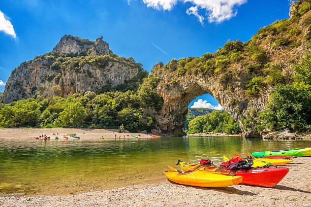Des vacances sportives et pas chères : l'Ardèche