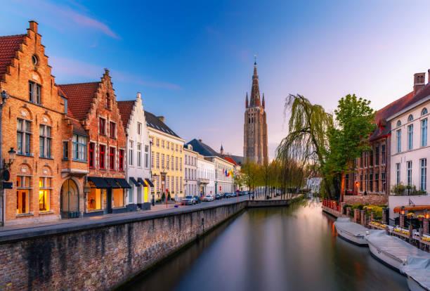 City Break : Évadez-vous un week-end à Bruges