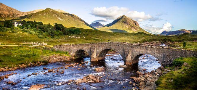 Ecosse en moto : À la découverte des Highlands et de l'île de Skye