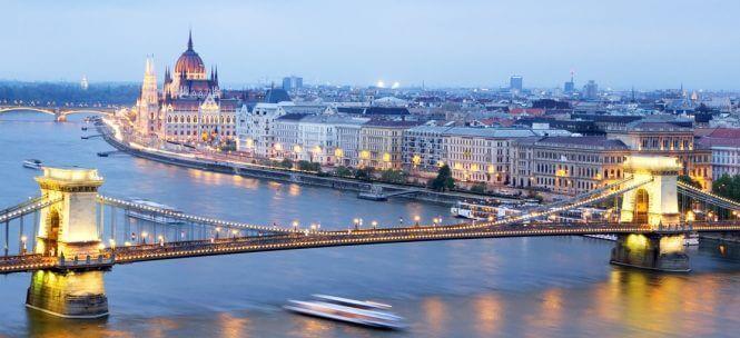 La Hongrie au cœur de l'Europe Centrale