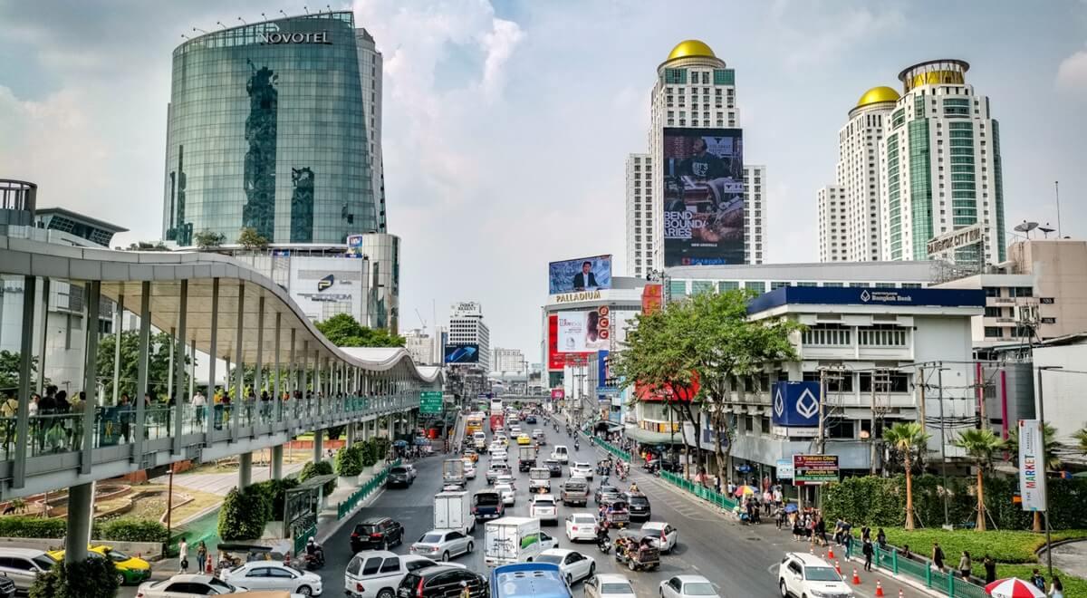 Bangkok : les lieux les plus fréquentés par les expats