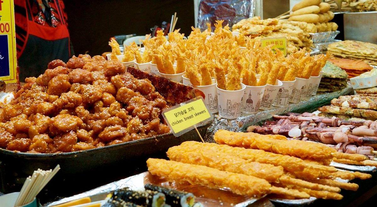 Rencontre avec la gastronomie coréenne