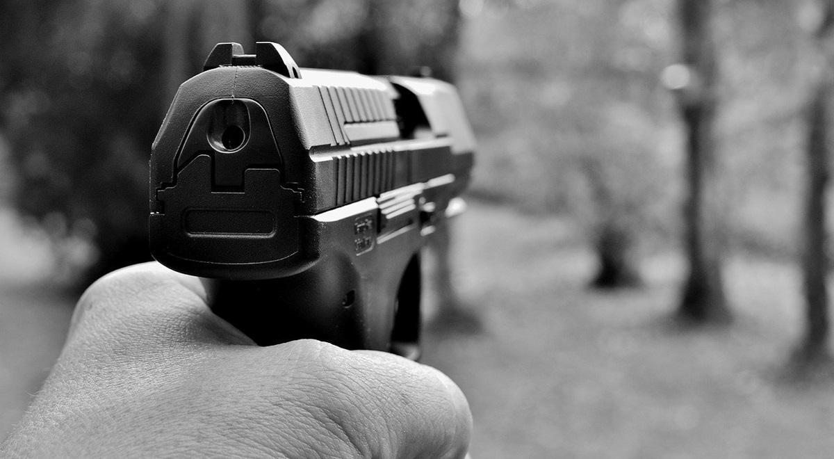 Le port d'armes à feudans le monde