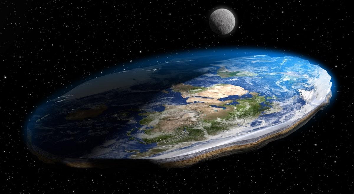 READYTO GO veut prouver que la Terre est plate!