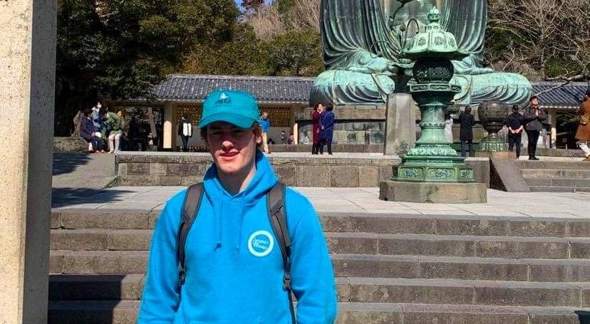 De retour du Japon, Erwan nous raconte comment s'est passé son séjour à Tokyo!