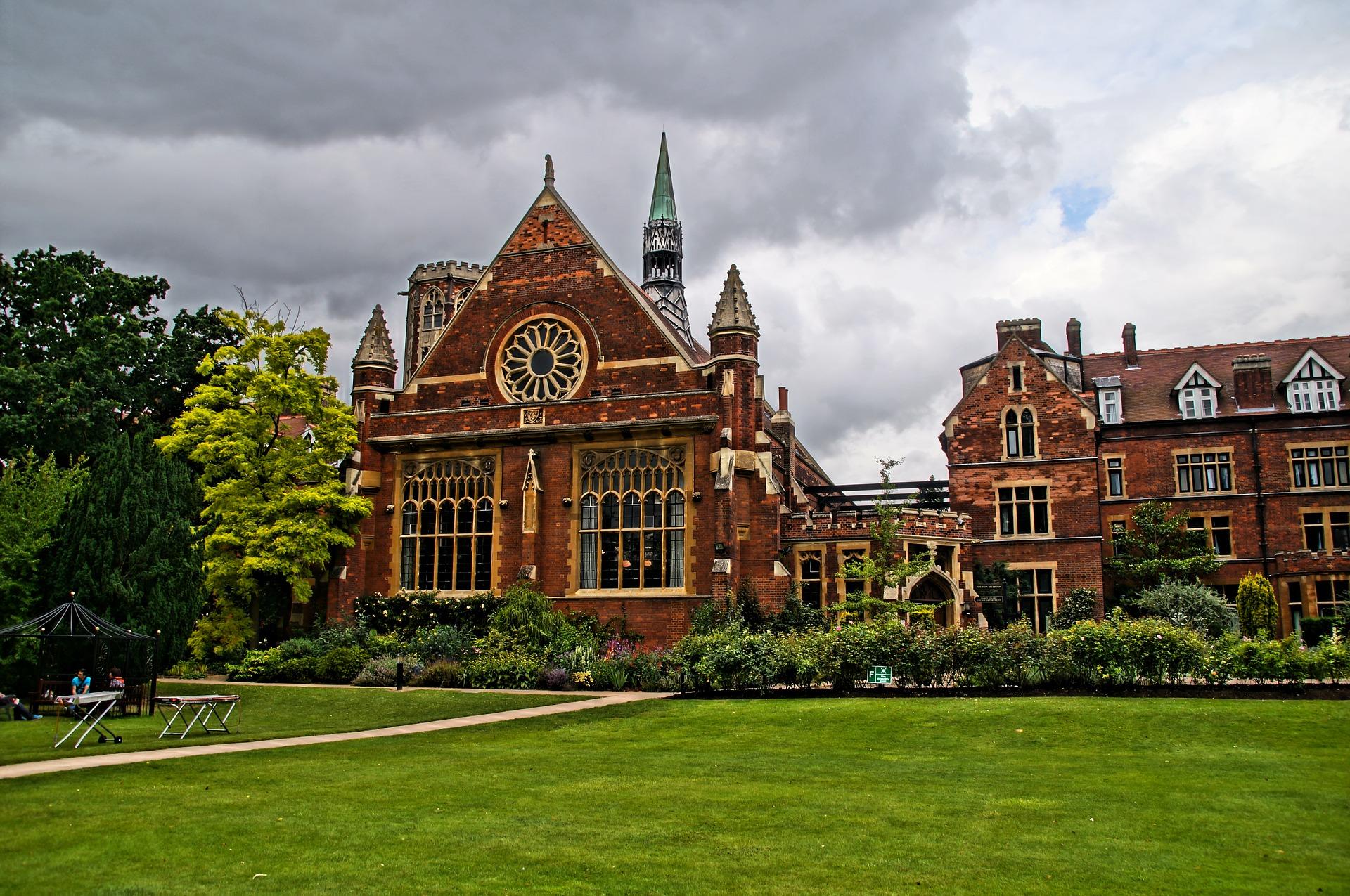 City Trip : Week-end à Cambridge