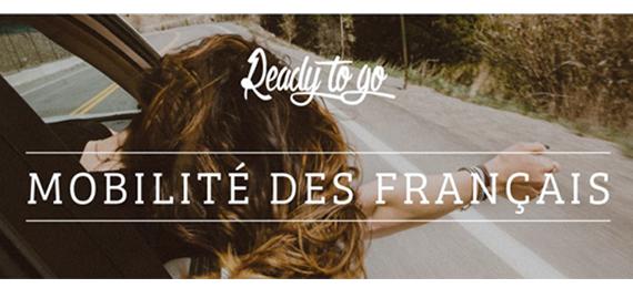 Mobilité des Français: top des destinations