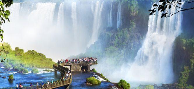 Chutes d'eau dans le monde : les plus spectaculaires !