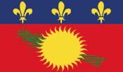 "drapeau Guadeloupe """