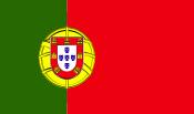 "drapeau Portugal - DE"""