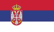 """drapeau Serbie"""""""