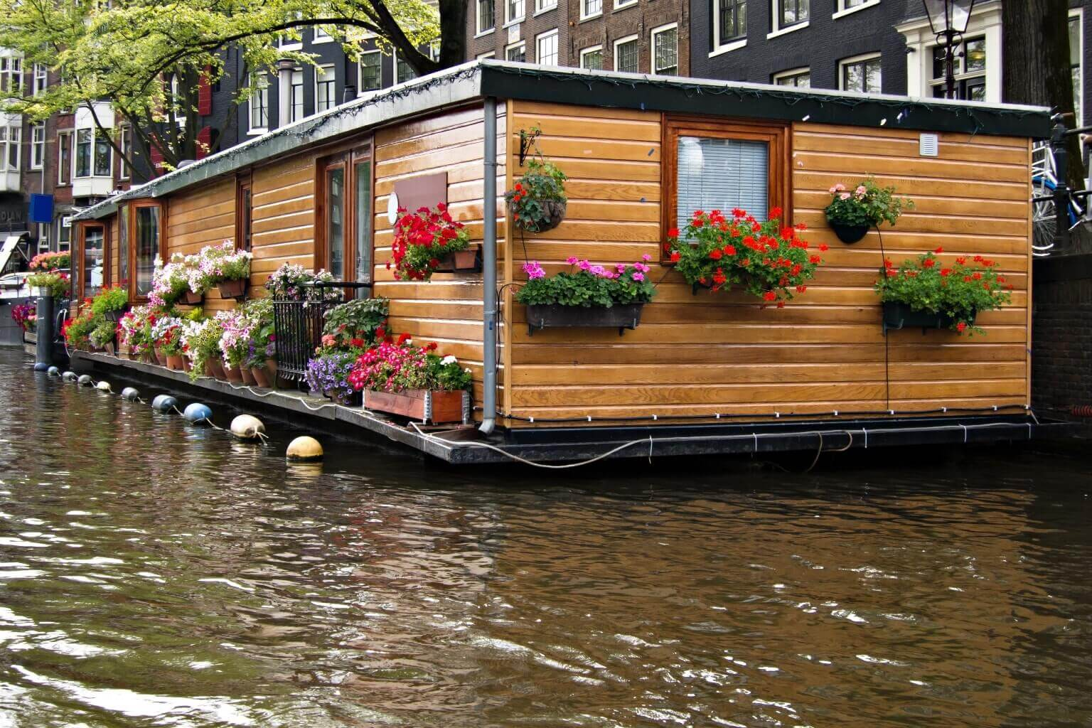 Logement à Amsterdam, séjour à Amsterdam