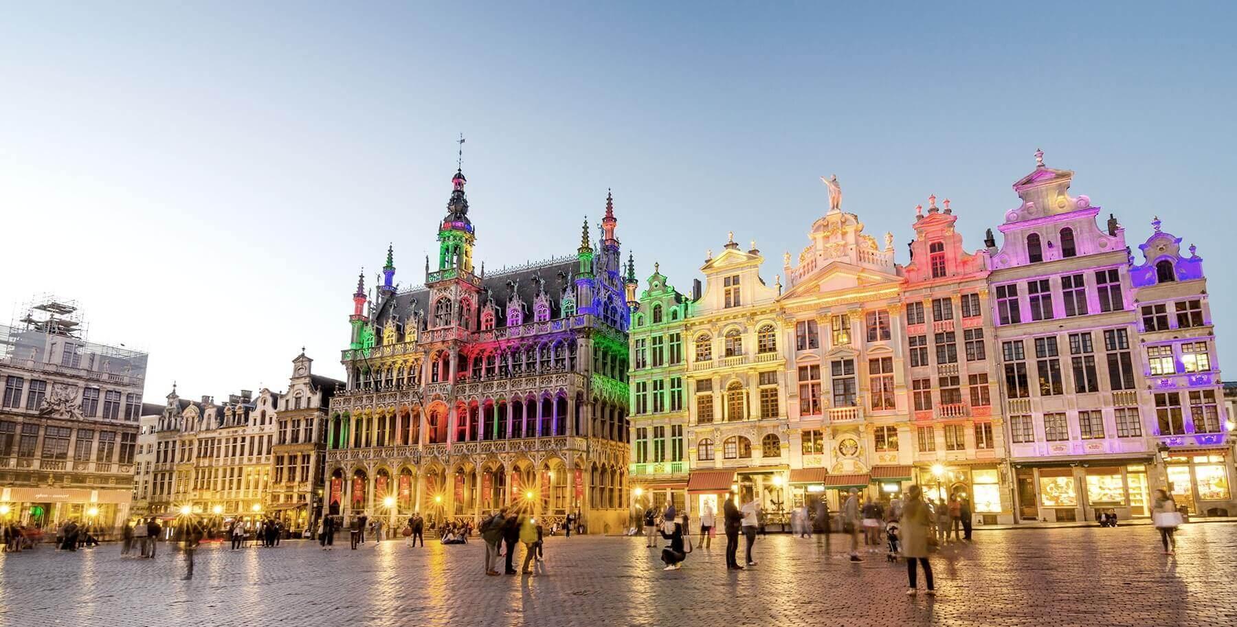 Visiter Bruxelles : Grand-Place à Bruxelles